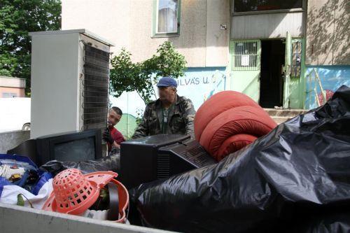 Evictions in Miskolc. Photo: miskolc.hu