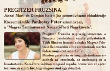 Fruzsina Pregitzer