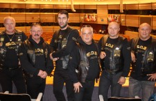 Goy Bikers/Goj motorosok visiting the European Parliament on Mr. Szanyi's dime.