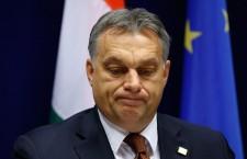 Prime Minister Orbán at crossroads. Photo: MTI