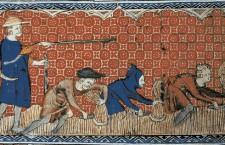 The serf's duties. Feudal England, circa 1310.