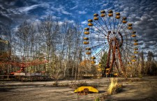 Remarkable drone footage of a Chernobyl ghost town in Danny Cooke's film