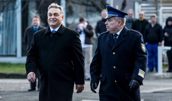 Hungary's authoritarian Viktor Orbán defended by the National Alliance of Hungarians in Canada.