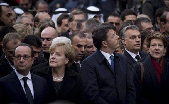 Mr. Orbán in Paris