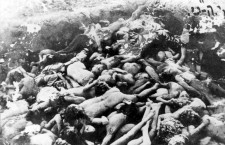 Kamenets-Podolsky massacre. The mass killing could not have been possibility without the collaboration of Hungarian authorities and the Horthy regime.