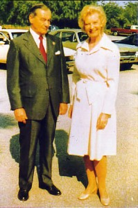 Albert Wass and Zita Szeleczky in he United States.