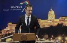 Hungarian Minister of Foreign Affairs, Péter Szijjártó, in Kazan, Tatarstan. Photo: Hungary's MFA.