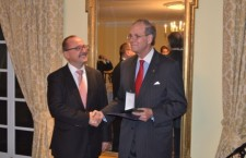 In October 2014 Mr. Koszorus received the Officer's Cross of the Order of Merit from Hungarian official Mr. Zsolt Németh in recognition for his outstanding achievements in promoting Hungarian-American relations.