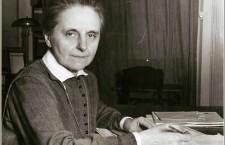 Sister Margit Slachta