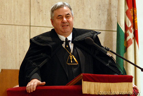 Bishop Béla Poznan