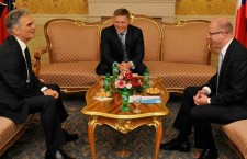 Faymann, Fico and Sobotka are happier without Orbán.