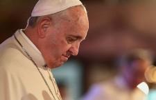 Pope Francis. Photo: Benhur Arcayan.