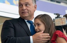"Prime Minister Viktor Orbán...the self-proclaimed ""guardian"" of the EU's borders? Photo: Viktor Orbán's Facebook page."