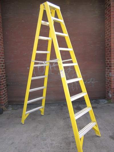 The 3 meter (10 feet) high stepladder available for purchase on ebay.