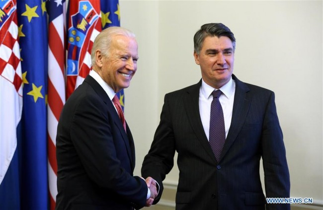 Orbán is isolated, US Vice President Biden ignores him