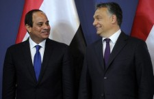 El-Sisi and Orbán - the two authoritarian leaders understand each other.