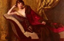 Photo:    Portrait of Katinka Károlyi by Austrian painter John Quincy Adams.