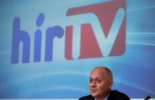 Péter Tarr, Executive Director of Hír TV. Photo: Balázs Székelyhidi / Magyar Nemzet