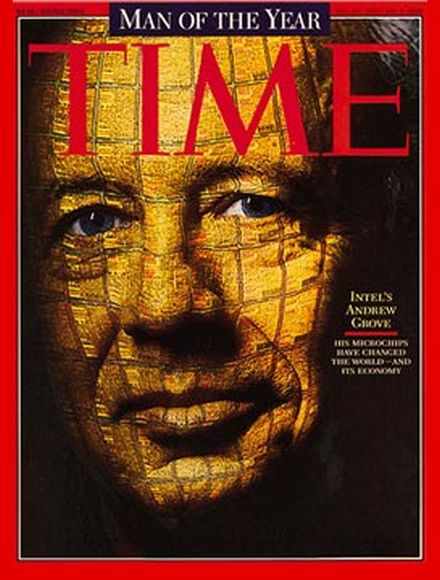 Time Magazine Man of the Year 1997.
