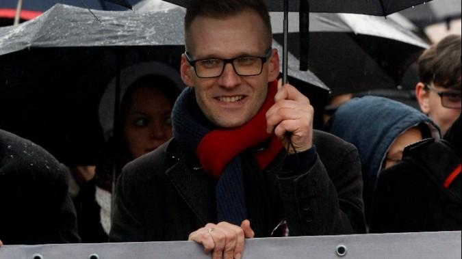 István Pukli. Photo: MTI.