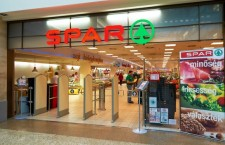 A SPAR Supermarket in Budapest. Photo: trademagazin.hu.