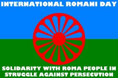 International Romani Day.