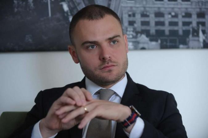Nándor Csepreghy. Photo: József Vajda / Népszava