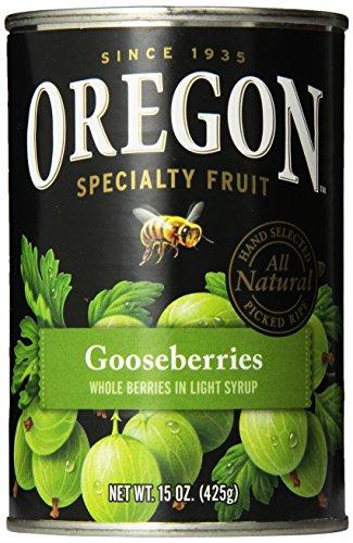 Oregon gooseberry - less tasty than the Hungarian.