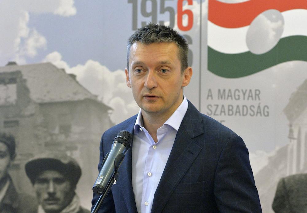 Fidesz Minister Antal Rog 225 N Immigrants Lead To Terrorism