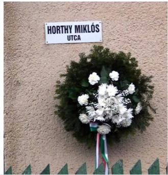 Horthy Miklós Street
