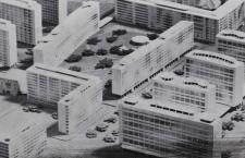 Plans for inner Budapest (1946) Source: Tér és Forma / Arcanum.hu.