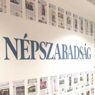 Company with ties to Fidesz party buys Népszabadság's publisher