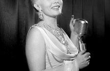 Zsa Zsa at the the Las Vegas Riviera - 1956 October