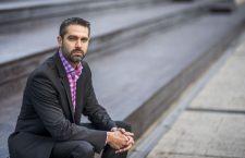 Richard Forrai, Jobbik's éminence grise.  Photo: Direkt36 / István Bielik.