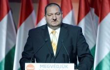 Szilárd Németh, Vice-President of Fidesz