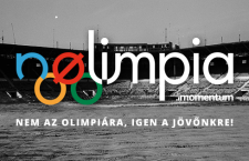 Say no to the Olympics, say yes to our future!