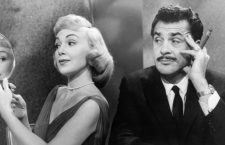 Edie Adams and her husband Ernie Kovacs.