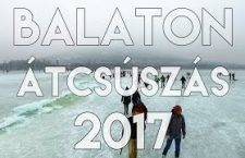 Rianás – the cracking sound of ice at Lake Balaton