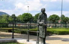 The Lukács statue in Budapest – it will be removed