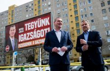 László Botka and Gyula Molnár. Photo: MTI.
