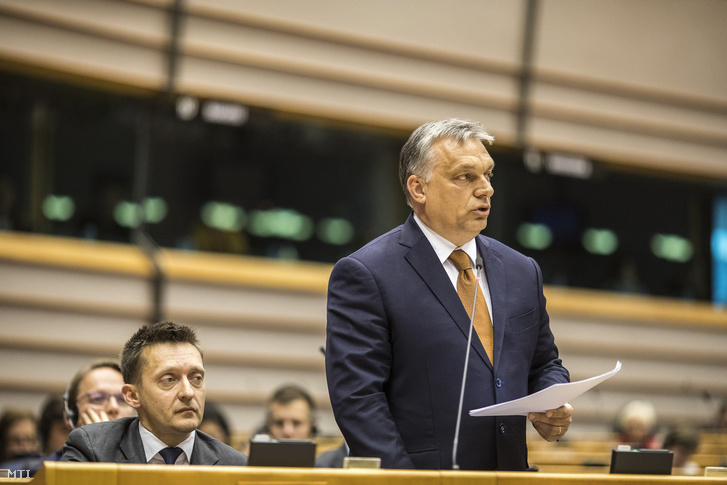 Hungary premier dismisses university fear as EU takes action