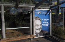 Hungary's newest propaganda posters.