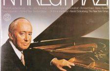 Cover of one of his US recording