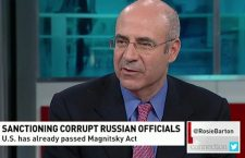 Bill Browder speaking on CBC.