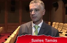 Hungary's Consul General in Los Angeles, Mr. Tamás Széles.