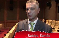 Hungary's Consul General in Los Angeles, Mr. Tamás Széles.