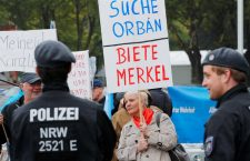 AfD supporters love Mr. Orbán.
