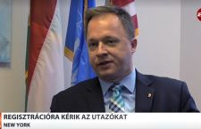 "Hungary's NY Consul Kumin fear mongering – ""Terror returned to New York"""