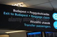 Luggage poaching at Budapest Airport