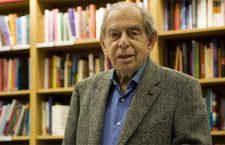 Paul Lendvai at the University of California at Berkeley